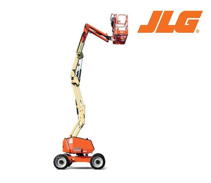 JLG Articulating Boom Lift 1000
