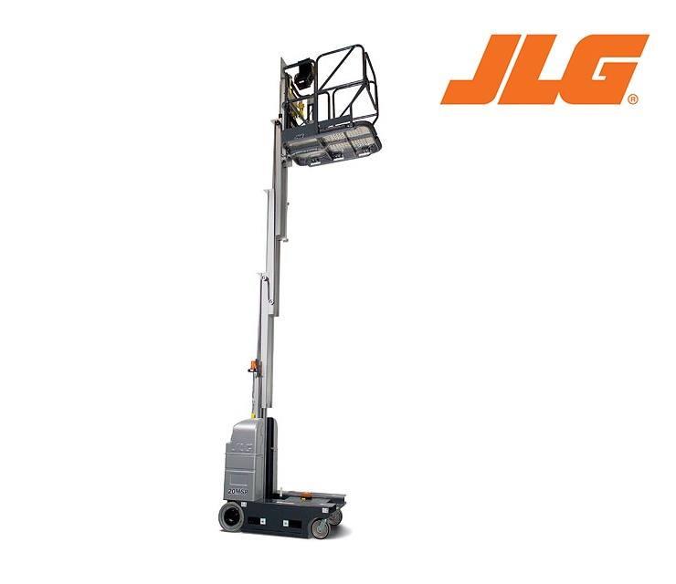 JLG Driveable Stock Picker 500