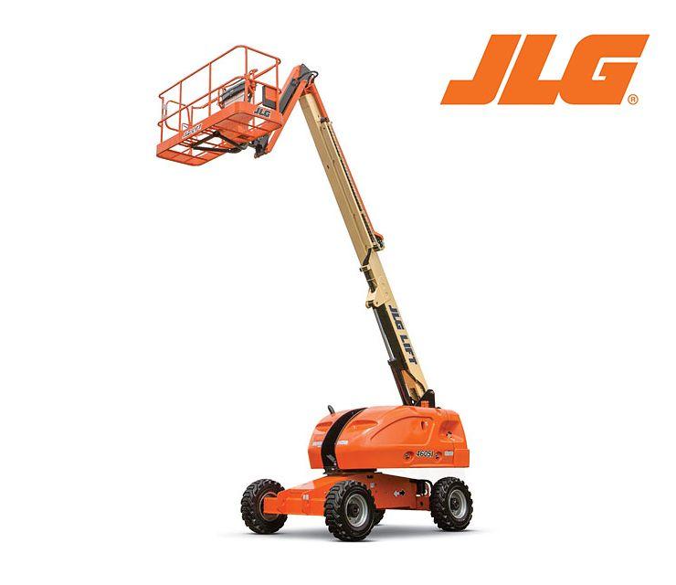 JLG Telescopic Boom Lift 1000