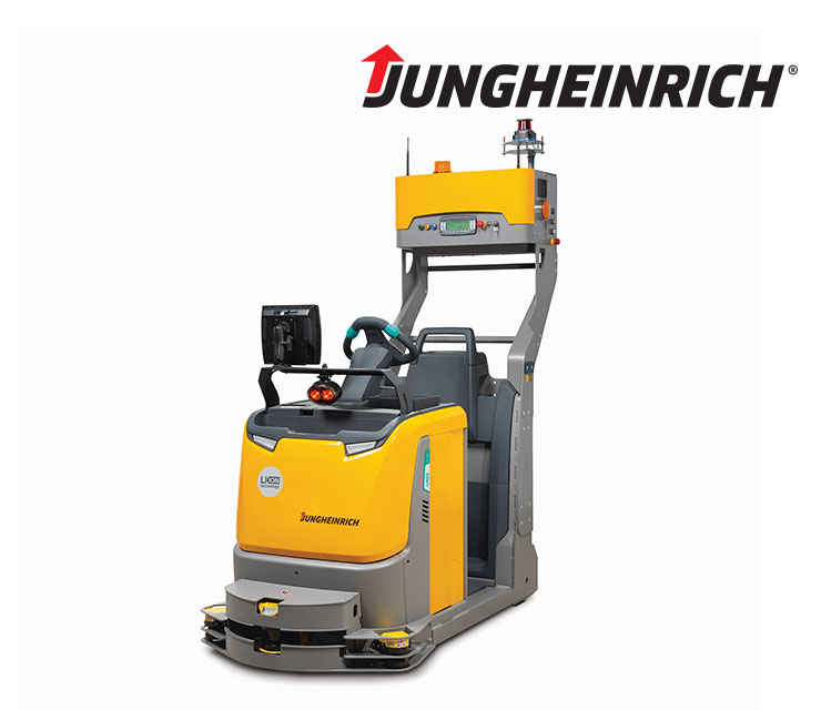 Jungheintrich Automated Tow Tractor