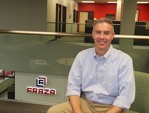 Scott Stoy joins Fraza as Vice President of Accounting and Finance