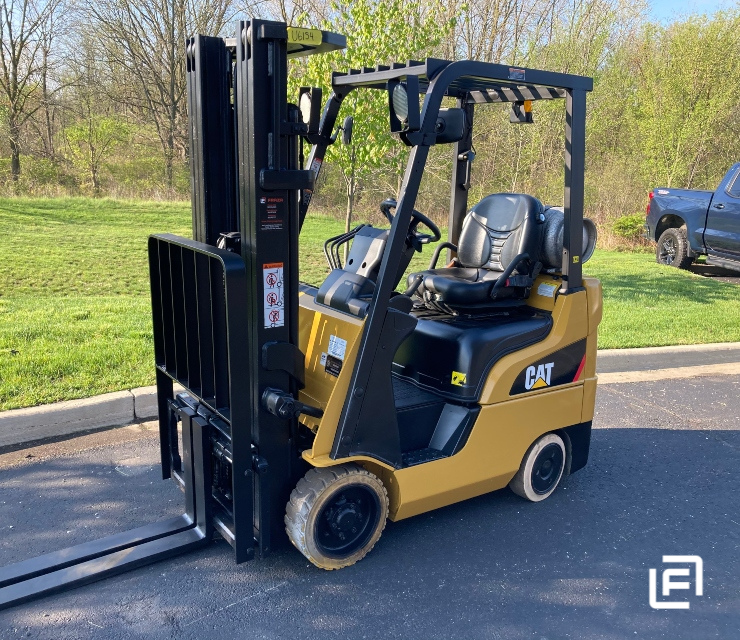 Used forklift in Canton, MI